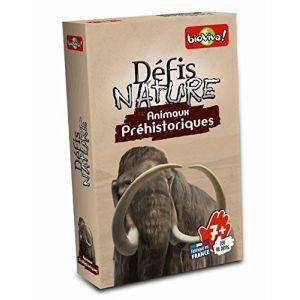 Bioviva Défis Nature : Animaux préhistoriques