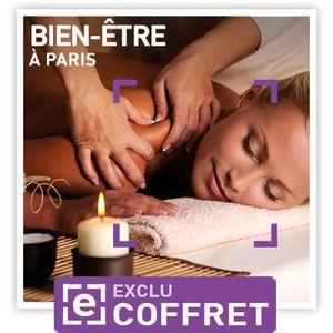 Smartbox Bien-être à Paris - Coffret cadeau