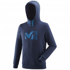 Millet Sweat à Capuche Sweat Hoodie - Ink Electric Blue Bleu Marine - Homme