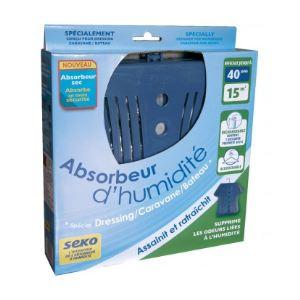 Image de Seko Absorbeur d'humidité avec 1 recharge (500 g)