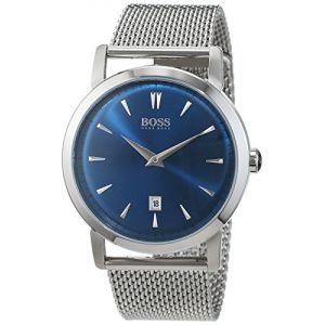 Hugo Boss 1513273 - Montre pour homme avec bracelet en acier