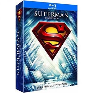 Coffret Superman L'anthologie : Les Films De 1978 - 2006