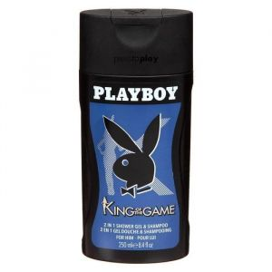 Playboy King of the Game - Gel douche corps et cheveux