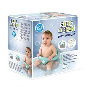 Bébé Buki Siège de bain - Vert/Gris