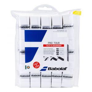 Babolat Pro Tour x30 30 Over Grip blanc One Size