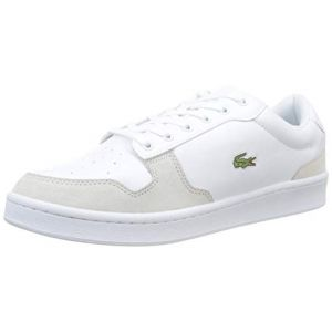 Lacoste Masters Cup Blanc 42 Homme