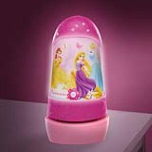 Worlds Apart Veilleuse et lampe torche Go Glow Disney Princesse