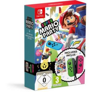 Super Mario Party + Paire de Joy-con [Switch]