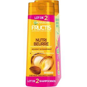 Garnier Fructis Nutri Beurre - Shampooing fortifiant