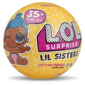 Splash Toys LOL Surprise - Lil Sisters - 5 surprises / Série 3