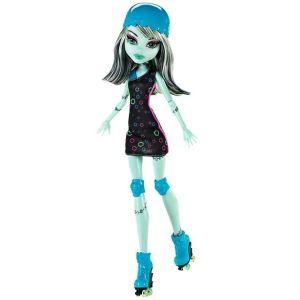 Mattel Monster High Frankie Stein Roller Maze