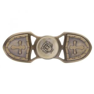 Bronze Hand Spinner