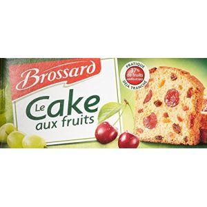 Brossard Cake aux Fruits 300 g