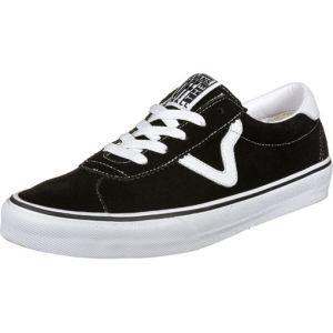 Vans Chaussures daim sport suede noir 41