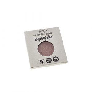 PuroBio Cosmetics Resplendent Highlighter REFILL 04 Oro Rosa (9 g)