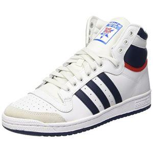 Adidas Baskets montantes TOP TEN HI blanc - Taille 40