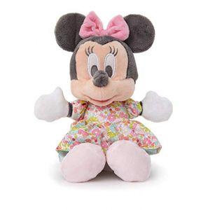 MINNIE Peluche Floral 25 cm - Disney baby - MINNIE Peluche Floral 25 cm - Disney baby - Dès la naissance