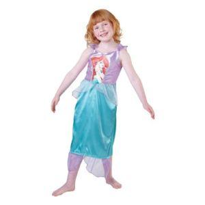 Rubie's Déguisement Ariel classic avec imprimé (7-9 ans)