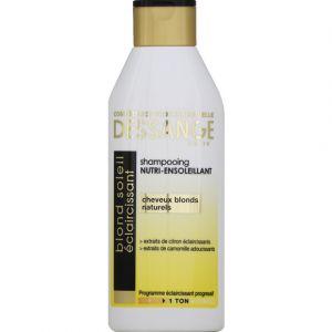 Jacques Dessange Shampooing nutri-ensoleillant cheveux blonds naturels