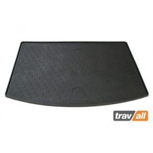 TRAVALL Tapis de coffre baquet sur mesure en caoutchouc TBM1093
