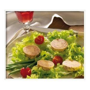 R. Junca Cou de canard farci au foie de canard (20% de foie gras de canard)