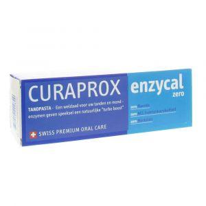 Dentifrice Curaprox Enzycal Zero