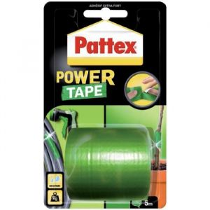 Pattex Power Tape vert 50mm x 5m - Rouleau adhésif