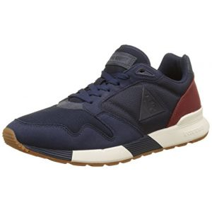 Le Coq Sportif Omega X Craft, Baskets Basses Homme, Bleu (Dress Blue), 44 EU