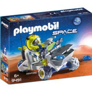 Playmobil 9491 - Spationaute et véhicule