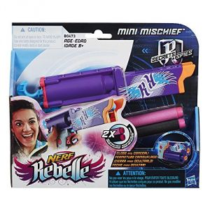 Hasbro Nerf Rebelle Pocket