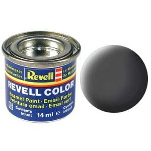 Revell 32166 - Gris olive mat n°66