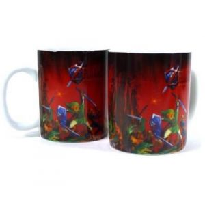 Jakks Pacific Mug The Legend of Zelda Ocarina of Time 3D 320 ml