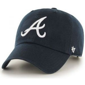 47 Brand Casquette Clean Up Braves by baseball cap