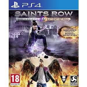 Saints Row : Gat out of Hell - Stand-alone pour Saints Row IV [PS4]