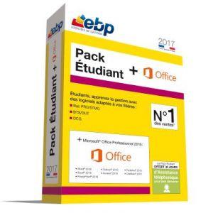 Pack Etudiant 2017 + Offre Spéciale Office 2016 pour Windows