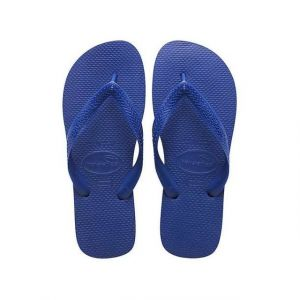Havaianas 4000029 - Top - Tongs - Mixte Adulte - Bleu (Marine 2711) - 45/46 EU (43/44 Brazilian)