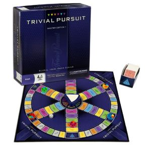 Hasbro Trivial Pursuit Master