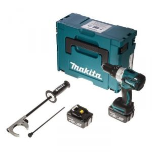 Makita DHP481RTJ - Perceuse visseuse à percussion sans fil 18V