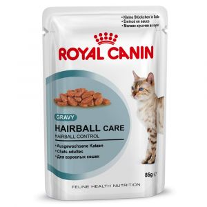 Royal Canin Hairball Care en sauce - 12/24/48/96 x 85 g