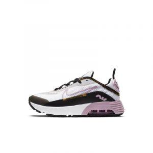 Nike Chaussure Air Max 2090 pour Jeune enfant - Blanc - Taille 35.5 - Unisex