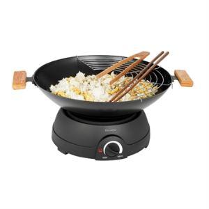 Clip Sonic DOM194 - Set Wok et fondue électrique