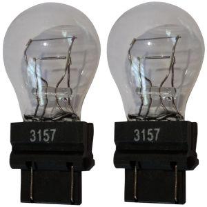 Aerzetix : 2x Ampoule 12v 3157 W2.5x16q P27/7w - Neuf