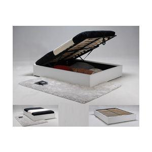 lit rangement 140 x 190 comparer 459 offres. Black Bedroom Furniture Sets. Home Design Ideas