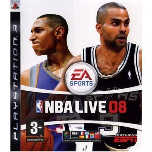NBA Live 08 [PS3]
