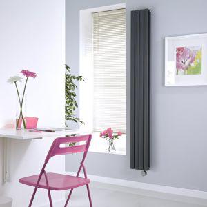 hudson reed radiateur design lectrique vertical vitality 178cm x 23 6cm x 7 8cm comparer avec. Black Bedroom Furniture Sets. Home Design Ideas
