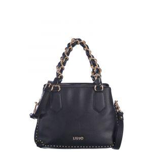 Liu Jo A18021E0010 Shopper Femme Noir TU