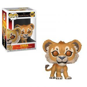 Funko Figurine Pop Disney Le Roi lion Live Action Simba