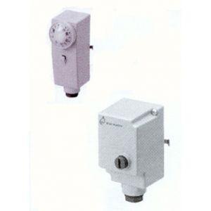 Thermador AAR 60585 - Aquastat applique à ressort - de 10 à 90 °C jusqu à tube de 3 Delta T de 5 à 10 °C
