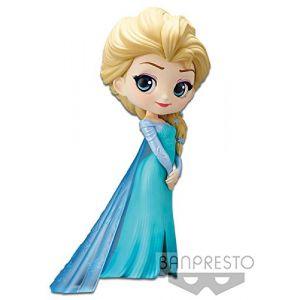 Banpresto Figurine - Disney - Q Posket Characters - Elsa - 14 cm