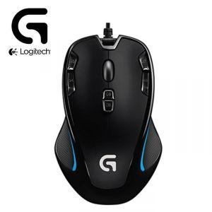 Logitech G300s - Souris optique à 9 boutons pour gamer